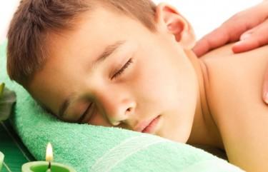 massage enfants